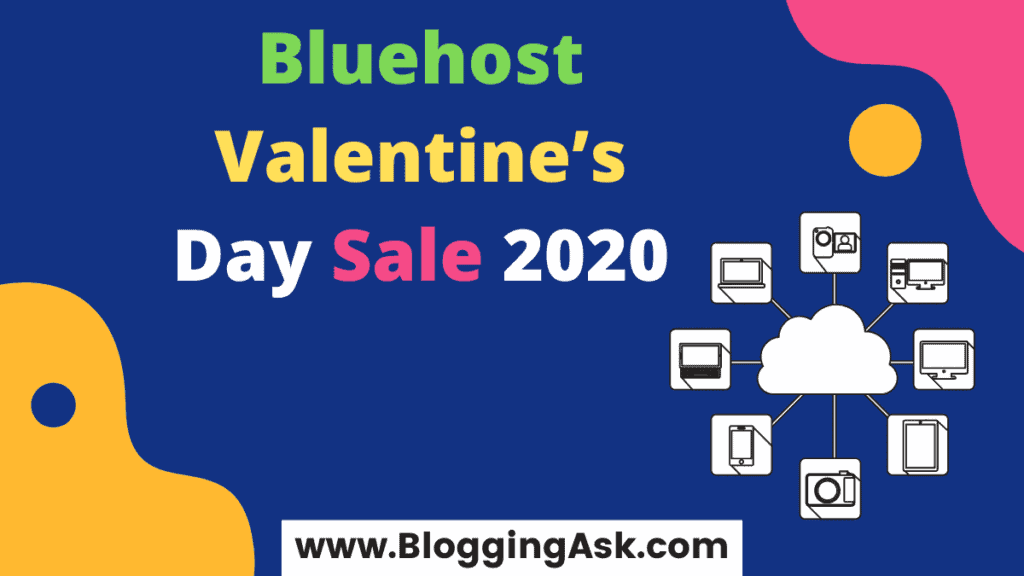 Bluehost Valentine's Day Sale