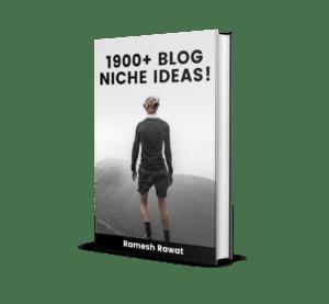 1900 blog niche ideas