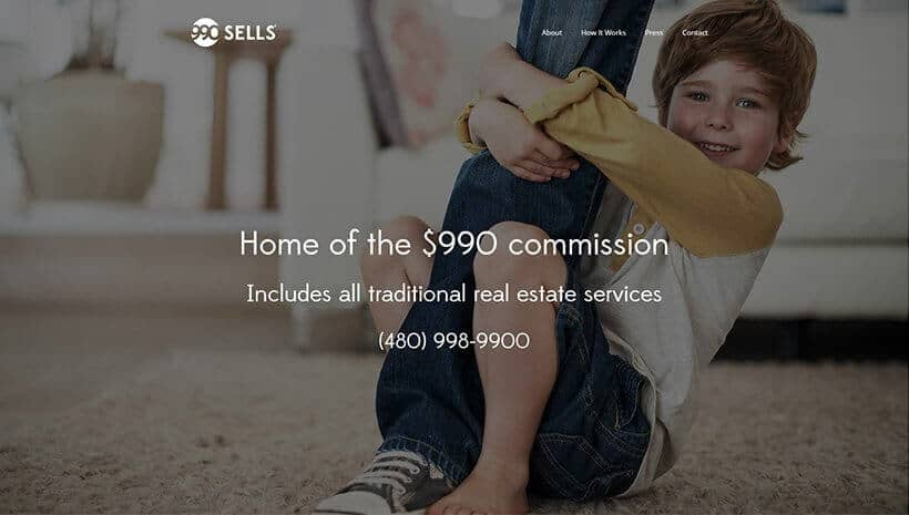 999 sells website