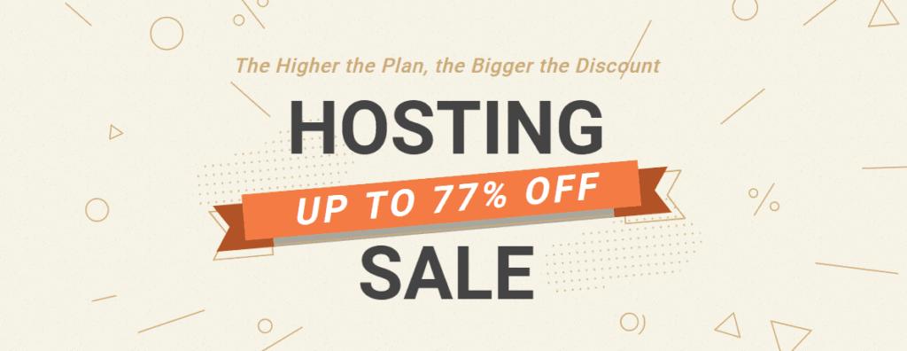 siteground hosting sale