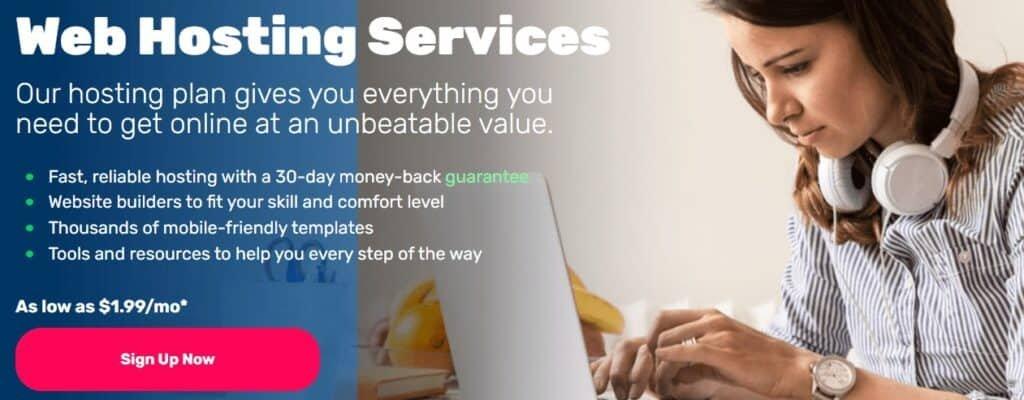 ipage hosting pricing